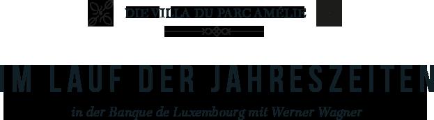 in der Banque de Luxembourg mit Werner Wagner